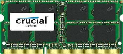 Crucial CT102464BF160B Mémoire de 8GB DDR3L 1600 MT/s  (PC3L-12800) SODIMM 204-Pin