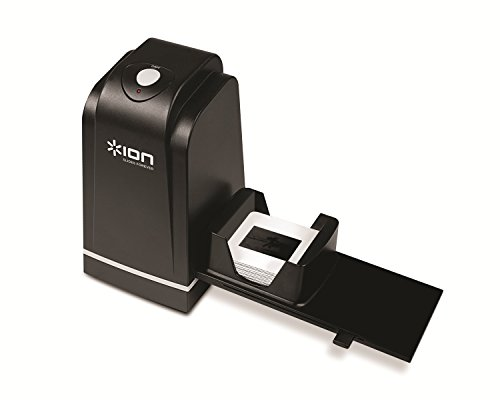 ION Slides Forever Convertisseur/Scanner USB de Négatifs et de Diapositives 35 Mm
