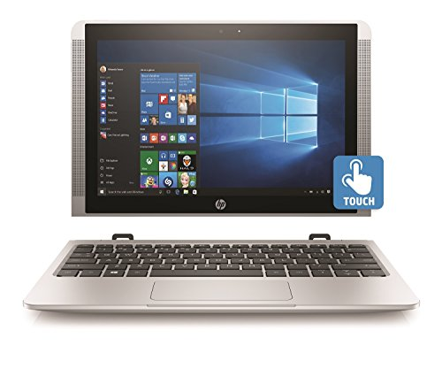 HP x2 10-p015nf PC Portable 2-en-1 10'' Argent (Intel Atom, 4 Go de RAM, 128 Go, Intel HD Graphics 400, Windows 10)