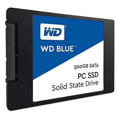 Western Digital WDS500G1B0A Disque Flash SSD interne 2,5