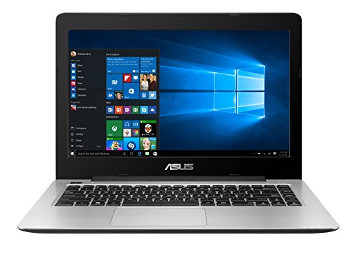 Asus Premium R457UA-WX195T PC portable 14'' Bleu nuit (Intel Core i5, 4 Go de RAM,  Disque dur 1 To, Windows 10)