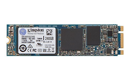 Kingston SSDNow M.2 SATA G2 Drive SM2280S3G2/240G